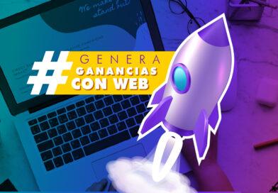 GANA A TRAVÉS DE LA WEB