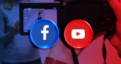 ¿SUBIR VIDEOS EN FACEBOOK O YOUTUBE?
